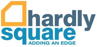 Hardly Square Logo