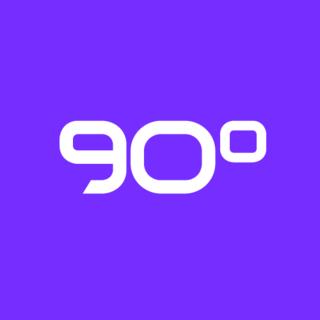 90 Degree Design Logo