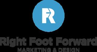Right Foot Forward Logo