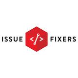 Issuefixers logo redblack