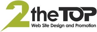 2 the Top Design Logo
