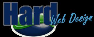 Hard Web Design Logo