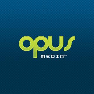 Opus Media Logo