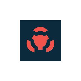 Graphic Fusion Design Logo