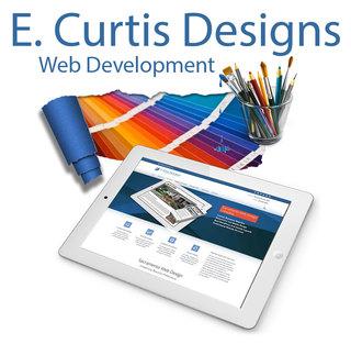 E-Curtis-Designs Logo