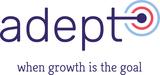 New adept logo w tag rgb