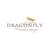 Dragon fly dreative design