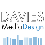 Davies media design logo upcity