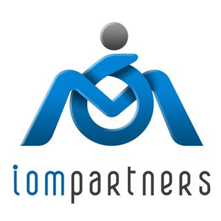 IOM Partners Logo