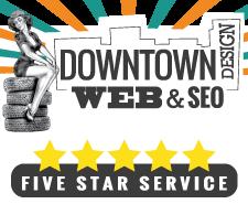Downtown Design, LLC - Website Design & SEO Logo