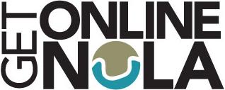 Get Online NOLA Logo