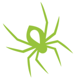 Thespider logo