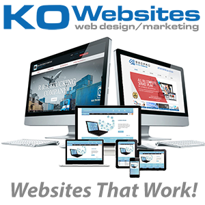 KO Websites, Inc Logo