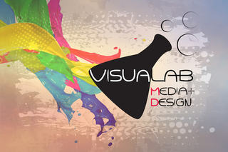 Visualab Design Logo