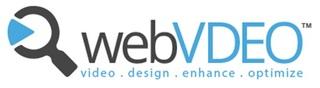 webVDEO Logo