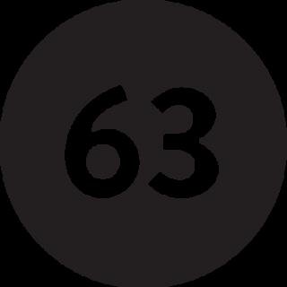 63 Visual Logo
