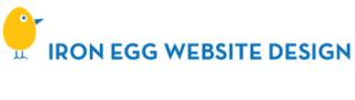 Iron Egg Web Design Logo