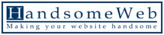 HandsomeWeb Logo