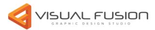Visual Fusion Logo