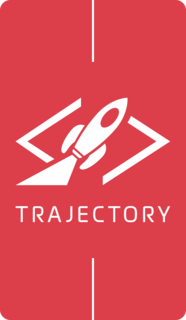 Trajectory Web Design Logo