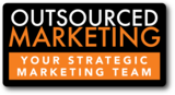 Outsourcedmarketing rounded logo w shadow