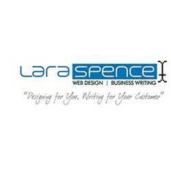 Lara Spence Web Design Logo