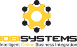 Iobi systems logo above
