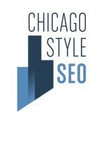 Chicago Style SEO Logo