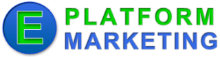 E-Platform Marketing Logo