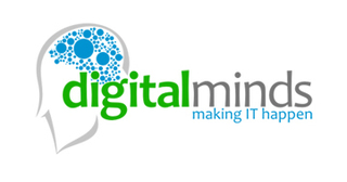 Digital Minds Solutions Logo