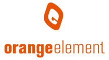 Orange Element Logo