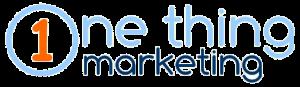 One Thing Marketing Logo