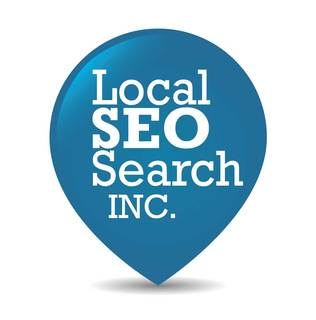 Local SEO Search Logo