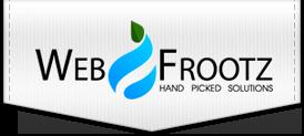 WebFrootz Logo