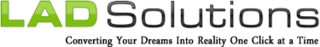 LAD Solutions Logo