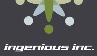 Ingenious Inc Logo