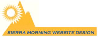 Sierra Morning Website Design Logo