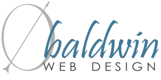 Baldwin Web Design Logo