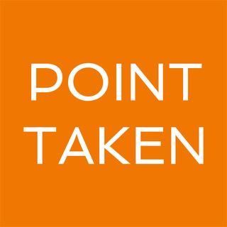 Point Taken Communications Logo