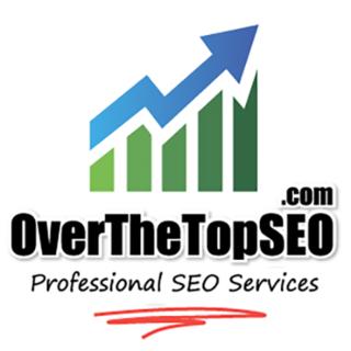 Over The Top SEO  Logo