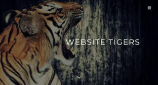 Website Tigers Logo