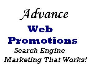 Advance Web Promotions Logo