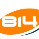 814 Interactive Logo