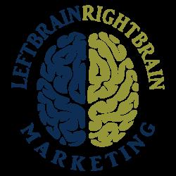 LeftBrainRightBrain Marketing Logo