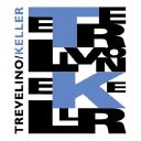 Trevelino/Keller Logo
