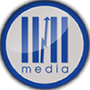 11/11 Media Hispanic Advertising and Marketing Firm Logo