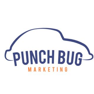 Punch Bug Marketing Logo