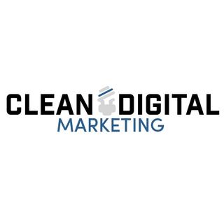 Clean Digital Marketing Logo
