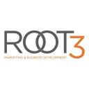 Root3 Marketing & Business Development Logo