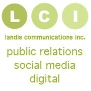 Landis Communications Inc. (LCI) Logo